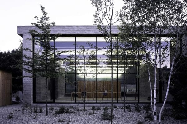 Architecture Club designs a new atelier for artist Monika Sosnowska in Warsaw