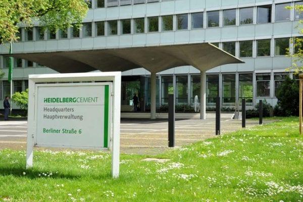 Heidelberg pledges to create carbon neutral concrete by 2050