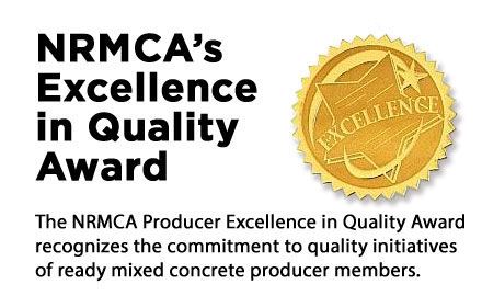 NRMCA Announces Winners of 2020 Excellence in Quality Awards
