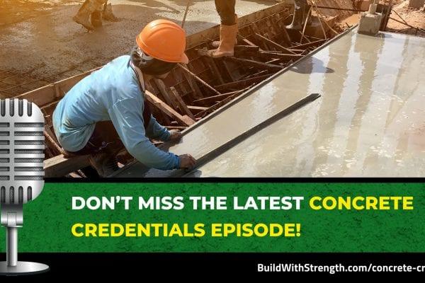 Concrete Credentials Featuring Jennifer Mitchell